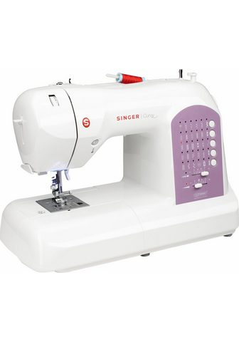 SINGER Siuvimo mašina Curvy 8763