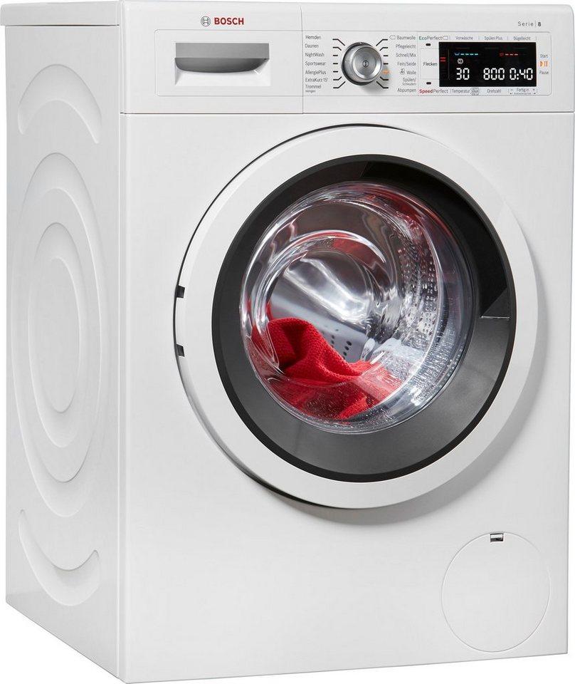 BOSCH Waschmaschine WAW325V0, A+++, 9 kg, 1600 U/Min in weiß