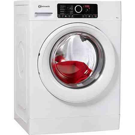 BAUKNECHT Waschmaschine Super Eco 7416, A+++, 7 kg, 1400 U/Min