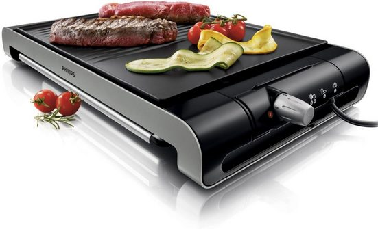 Philips Tischgrill HD 4419/20, 2000 W, 2000 - 2300 Watt