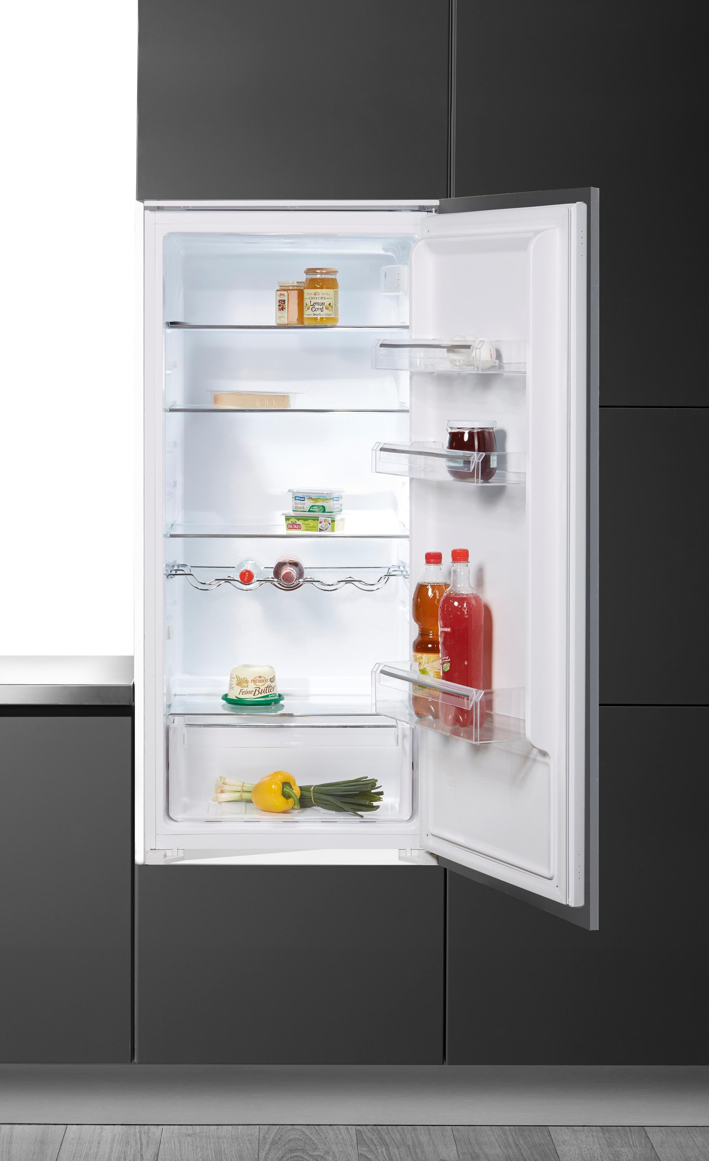 Hanseatic Einbau-Kühlschrank HEKS12254A2, Energieklasse A++