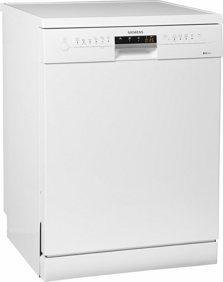SIEMENS Geschirrspüler SN26L270EU, A++, 7,5 Liter, 13 Maßgedecke in weiß