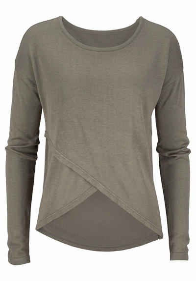 außergewöhnliche Auswahl an Stilen harmonische Farben online Shop Pullover in grün online kaufen | OTTO