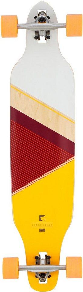 Ram Longboard, »Samo« in mehrfarbig
