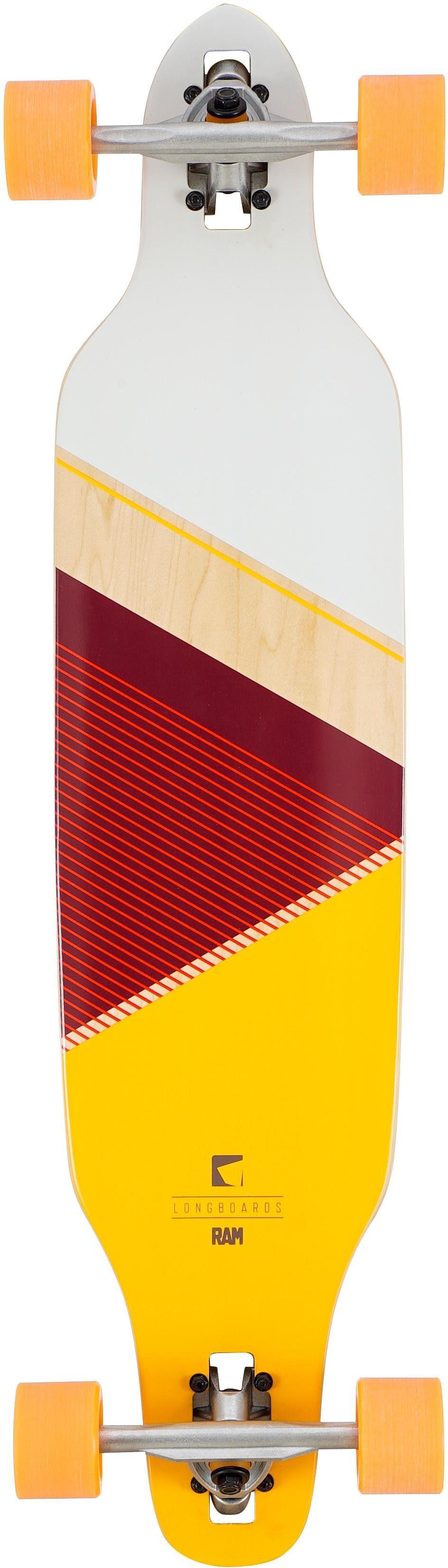 Ram Longboard, »Samo«