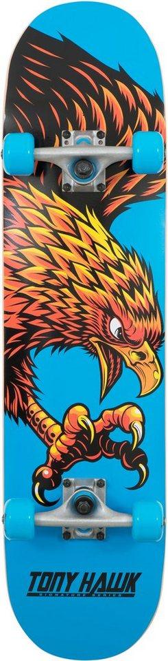 Tony Hawk Skateboard, »Diving Hawk« in mehrfarbig