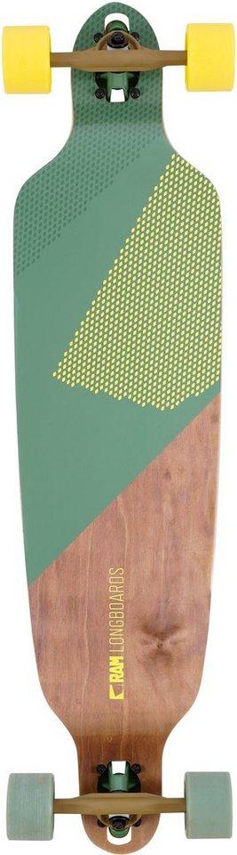Ram Longboard, »Makiuri« in mehrfarbig