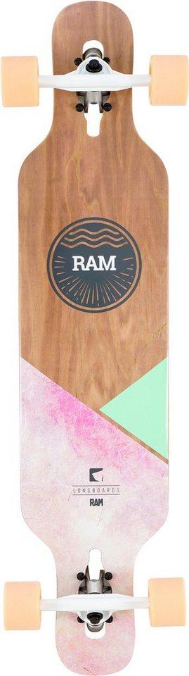 Ram Longboard, »Kihei« in mehrfarbig