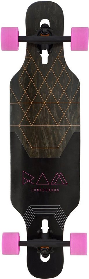 Ram Longboard, »Vexo« in mehrfarbig