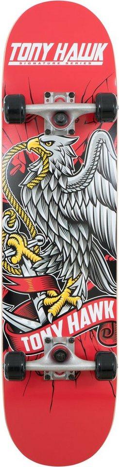 Tony Hawk Skateboard, »Chrest Hawk« in mehrfarbig