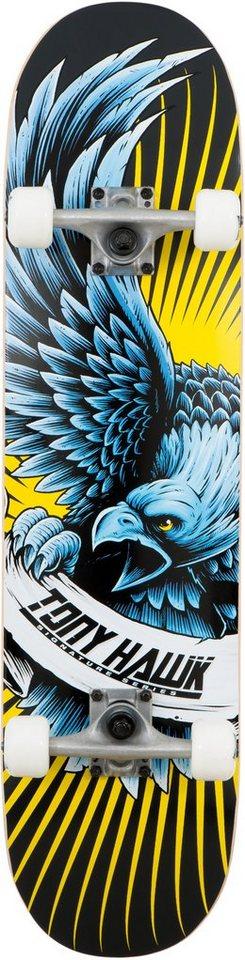 Tony Hawk Skateboard, »Raptor Hawk« in mehrfarbig
