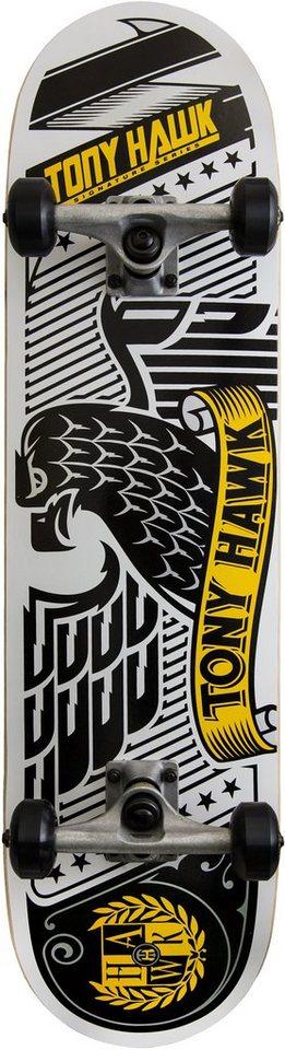 Tony Hawk Skateboard, »League« in mehrfarbig