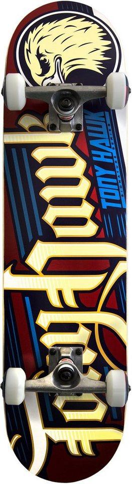 Tony Hawk Skateboard, »Hawk Union« in mehrfarbig