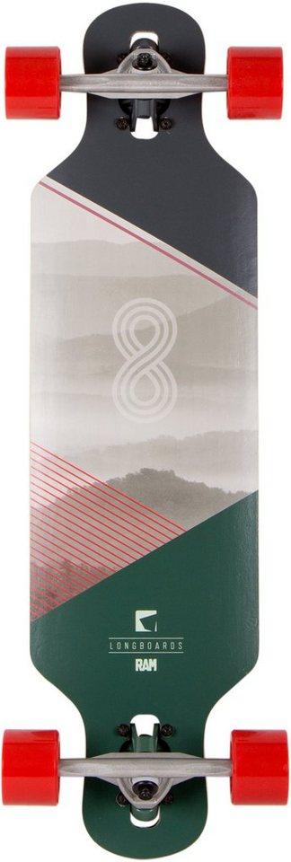 Ram Longboard, »Hokipa« in mehrfarbig