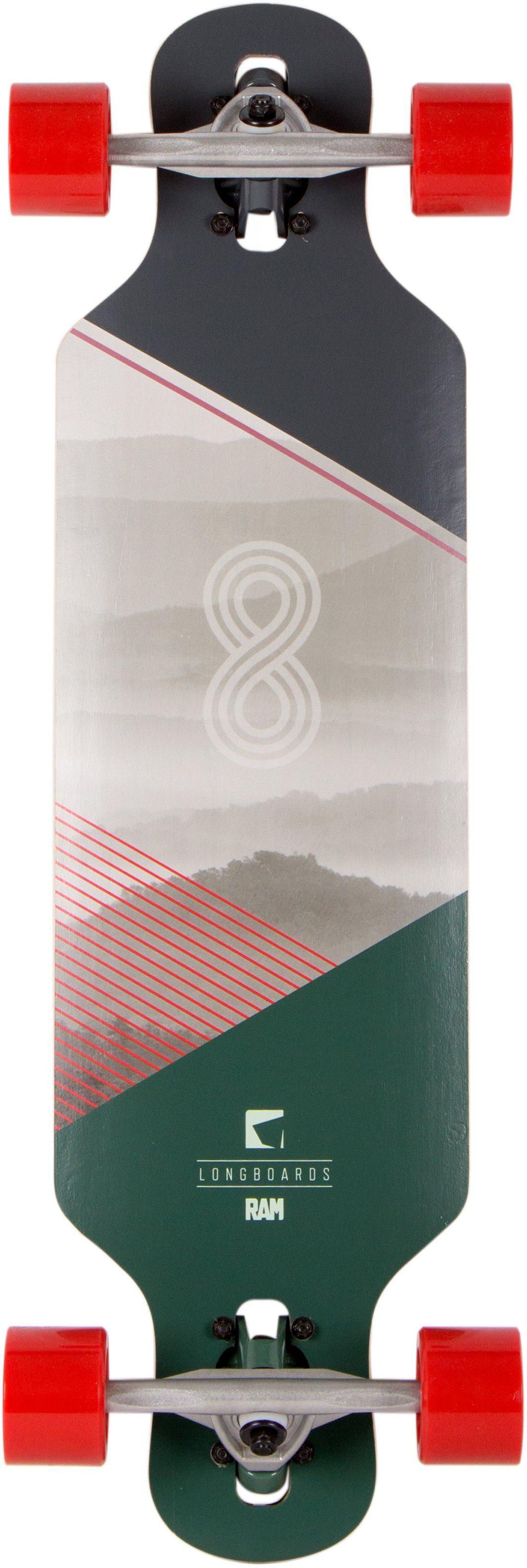 Ram Longboard, »Hokipa«