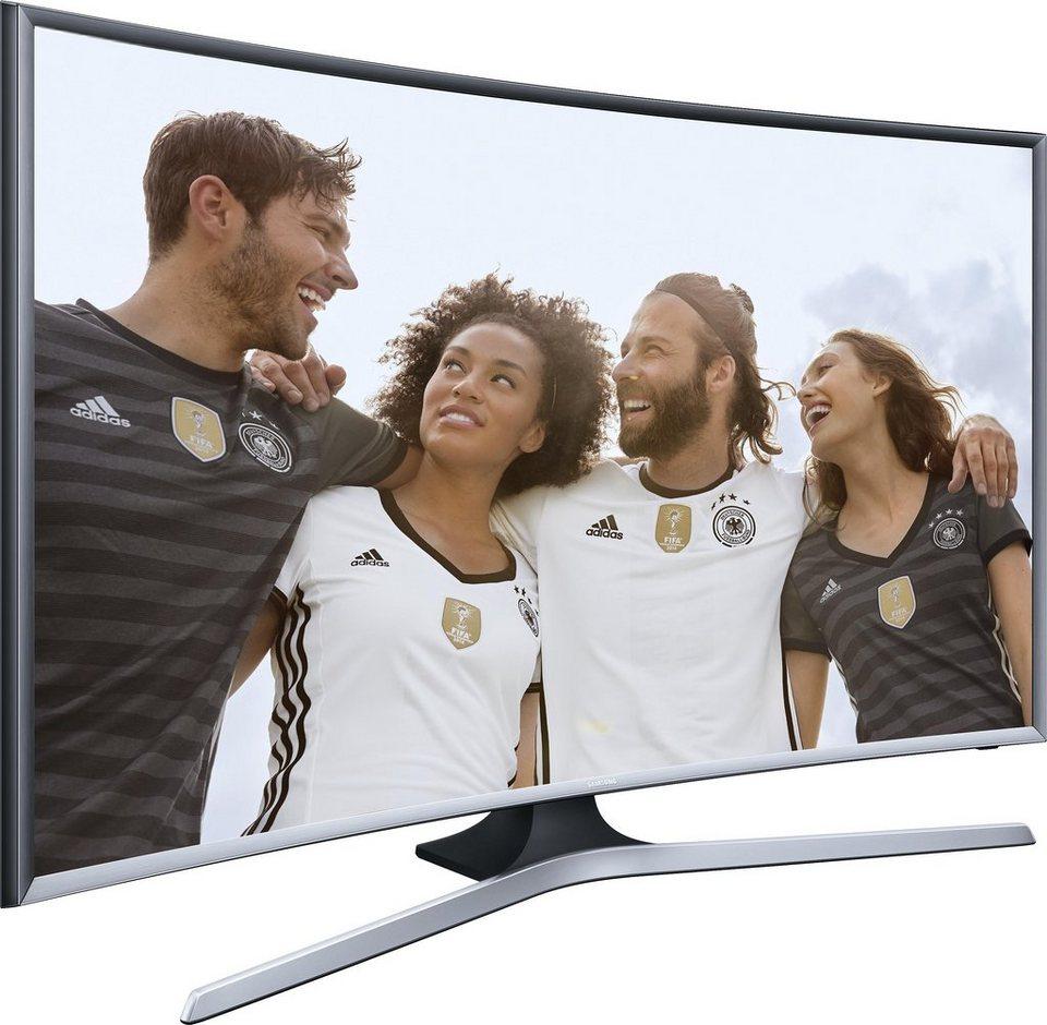 samsung ue55j6350 curved led fernseher 138 cm 55 zoll 1080p full hd smart tv online. Black Bedroom Furniture Sets. Home Design Ideas