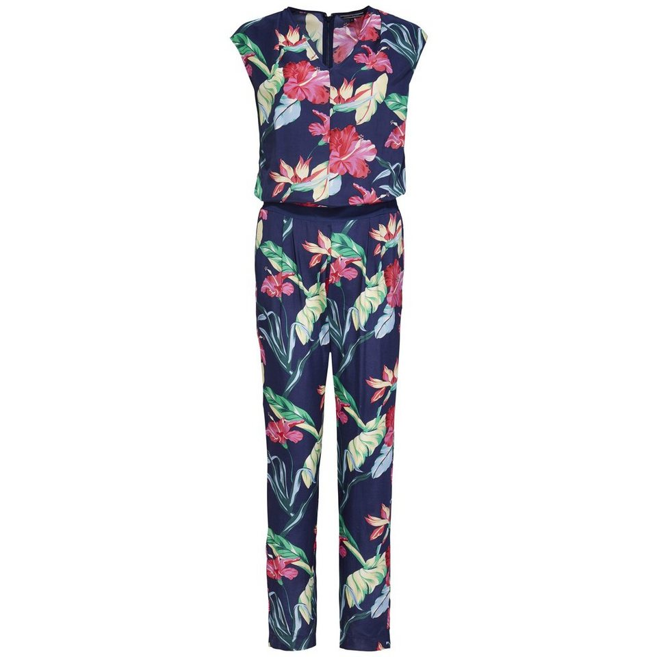 Tommy Hilfiger Overalls »NEALA JUMPSUIT NS« in SUZANNA FLORAL