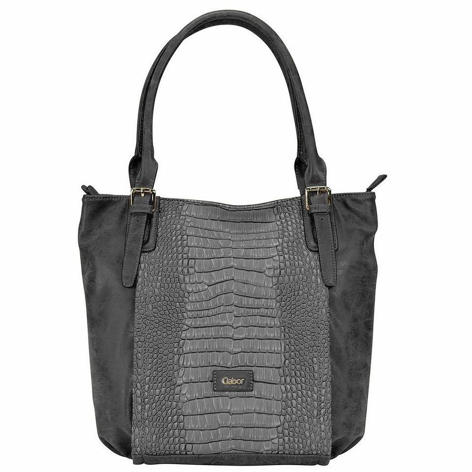 Gabor Alessia Shopper Tasche 30 cm in black