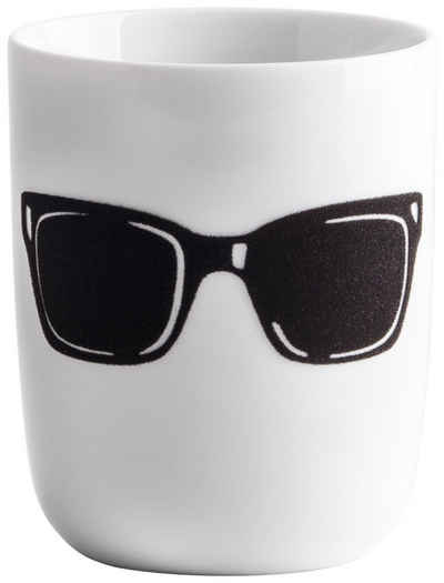Kahla Becher »Touch! Statement Mugs 0,35 l«, Porzellan, Made in Germany