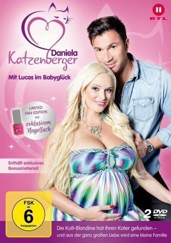 DVD »Daniela Katzenberger - Mit Lucas im Babyglück...«