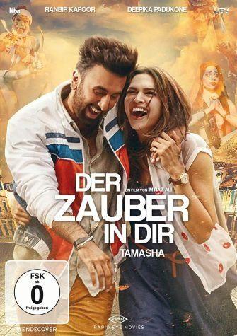DVD »Der Zauber in dir - Tamasha (Erstauflage mit...«