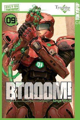 Broschiertes Buch »BTOOOM! / BTOOOM! Bd.9«