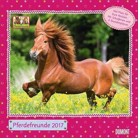 Kalender »Pferdefreunde 2017«