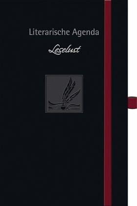 Kalender »Leselust 2017 Literarische Agenda«