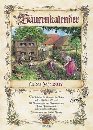 Kalender »Bauernkalender für das Jahr 2017«