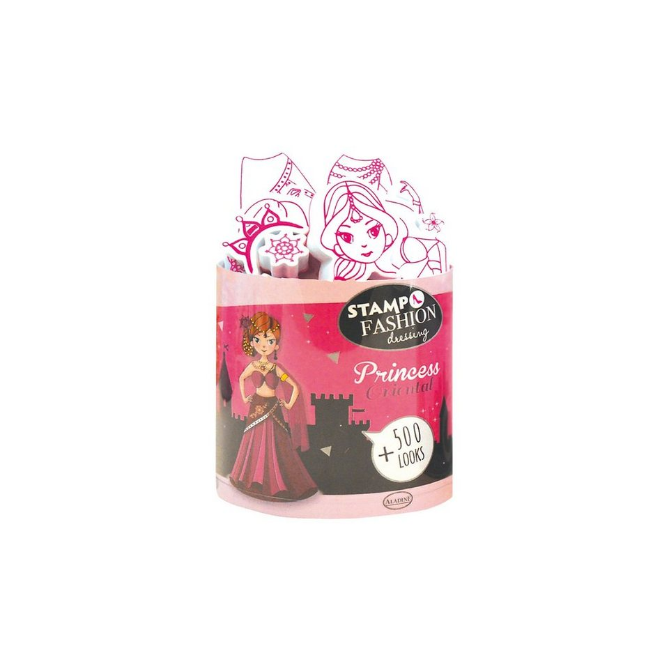 Aladine Stampo Fashion - Orient-Prinzessin