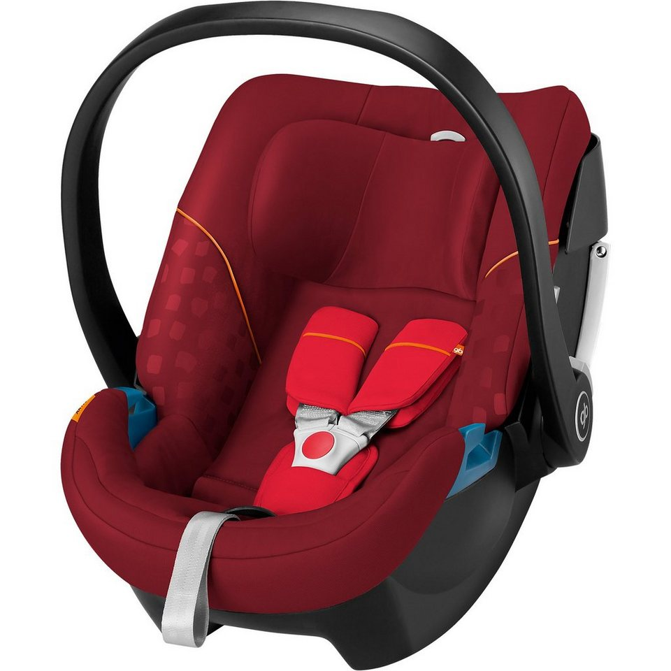 Goodbaby Babyschale Artio, Dragonfire Red, 2017 in rot