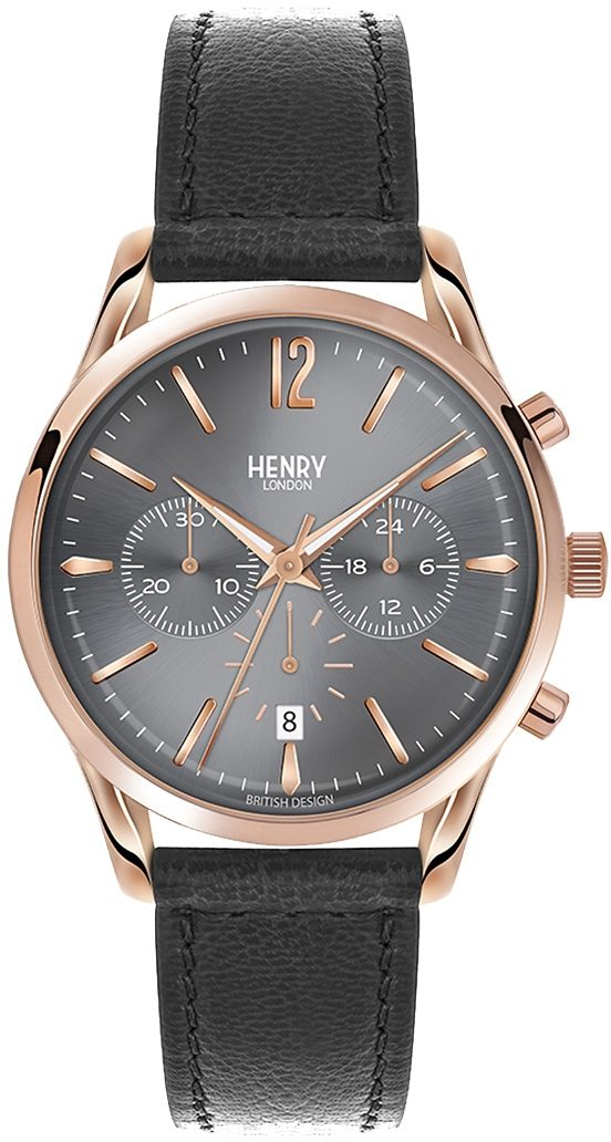 Henry London Chronograph, »Finchley, HL39-CS-0122«