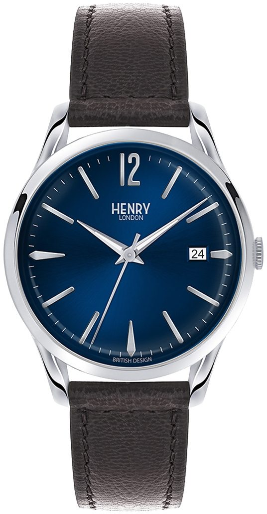 Henry London Armbanduhr, »Knightsbridge, HL39-S-0031«
