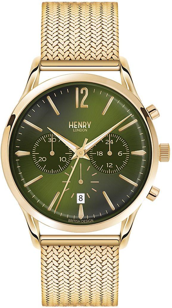 Henry London Chronograph, »Chiswick, HL41-CM-0108«