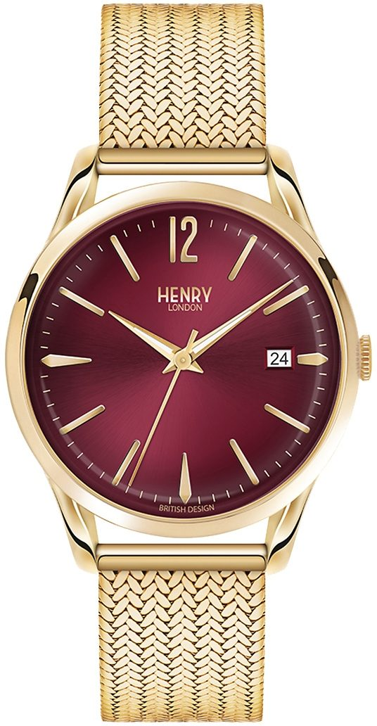 Henry London Quarzuhr »Holborn, HL39-M-0062«