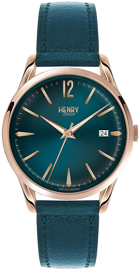 Henry London Armbanduhr, »Stratford, HL39-S-0134«