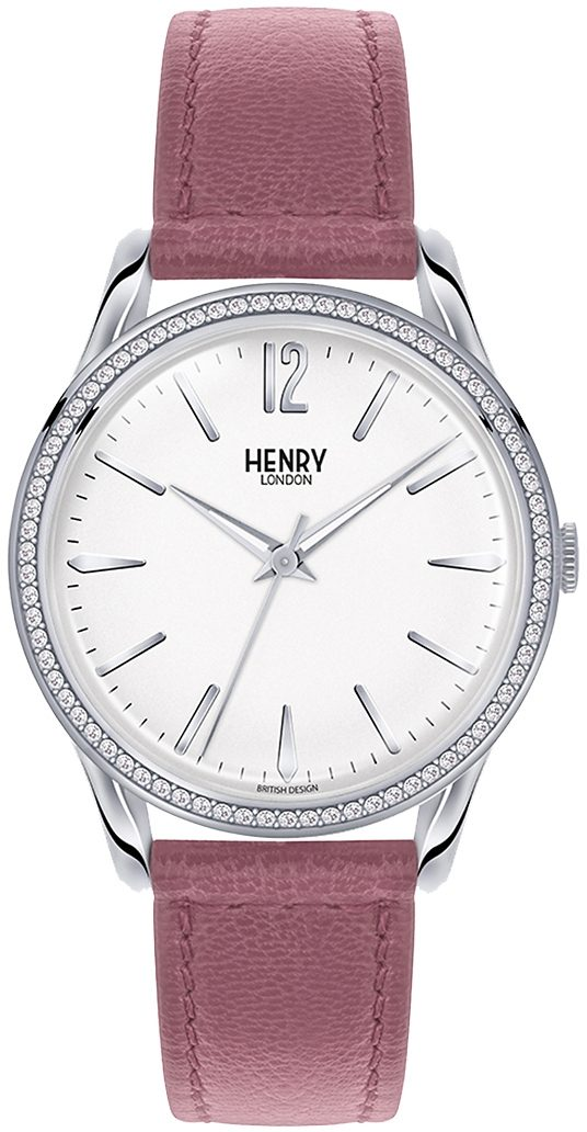 Henry London Quarzuhr »Hammersmith, HL39-SS-0063«