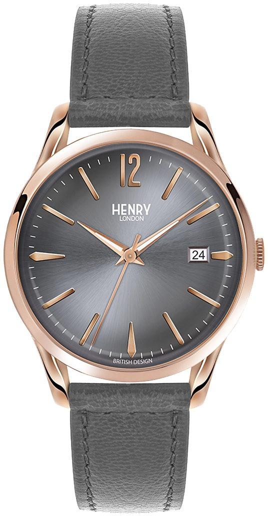 Henry London Armbanduhr, »Finchley, HL39-S-0120«