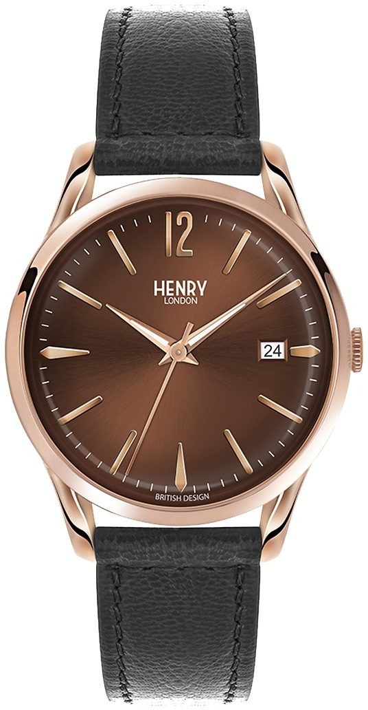 Henry London Armbanduhr, »Harrow, HL39-S-0048«