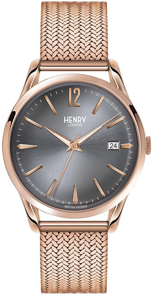 Henry London Armbanduhr, »Finchley, HL39-M-0118«