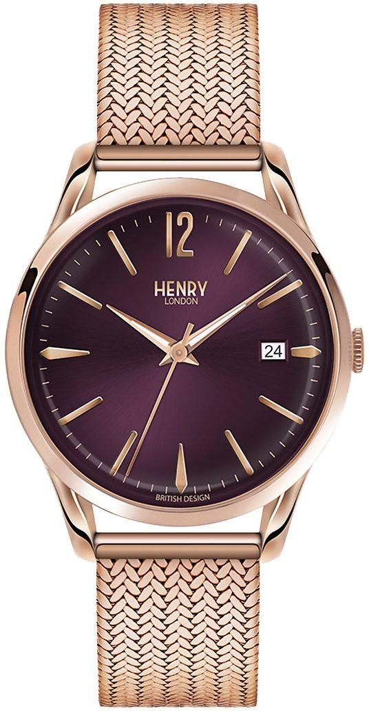 Henry London Armbanduhr, »Hampstead, HL39-M-0078«