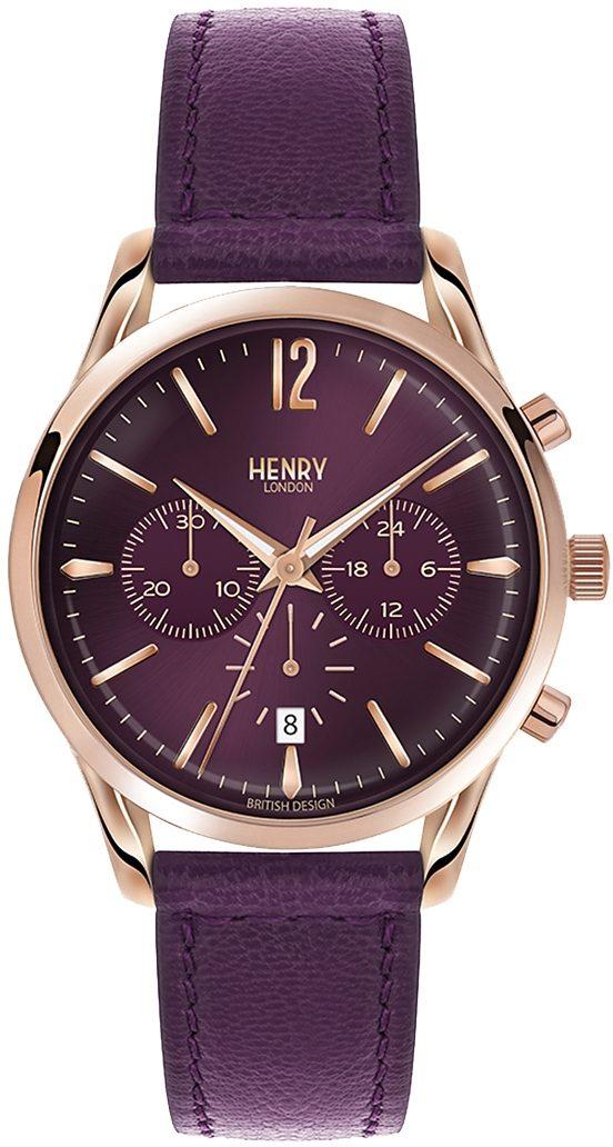 Henry London Chronograph, »Hampstead, HL39-CS-0092«