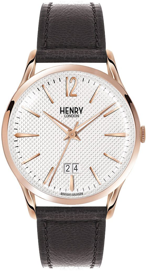 Henry London Armbanduhr, »Richmond, HL41-JS-0038«