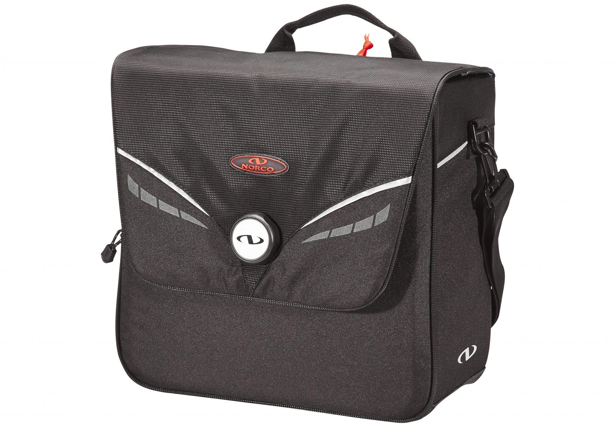 Norco Gepäckträgertasche »Boston City Tasche M-Turn«