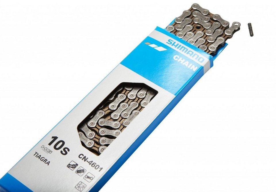 Shimano Ketten »Tiagra Kette 10-fach für 2-fach Kurbeln«
