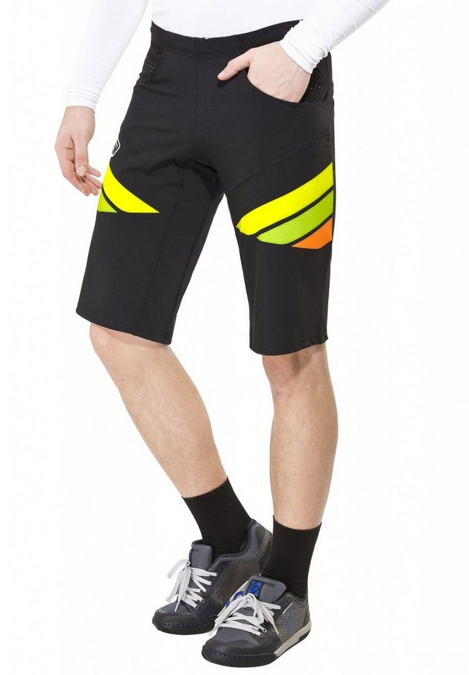 Bioracer Radhose »Enduro Short Men« in schwarz