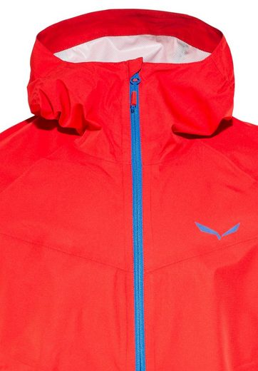 Salewa Outdoorjacke Puez Jacket Men (Aqua 3) PTX
