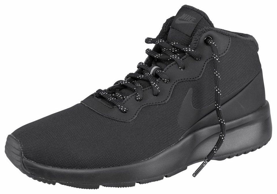 Nike »Nike Mens Tanjun Chukka« Sneaker in schwarz