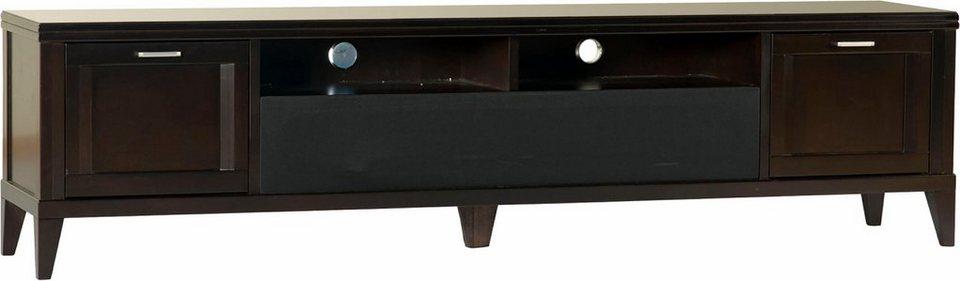 SELVA TV-Lowboard »Eliza« Modell 5394, in edler Vintage Optik in Schokobraun Vintage