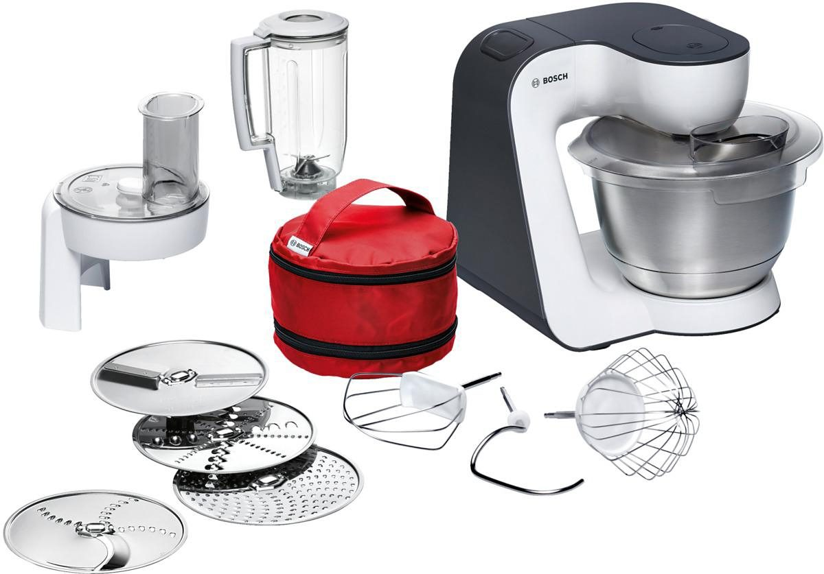 Bosch Küchenmaschine »StartLine MUM50E32DE«, 3,9 Liter, 800 Watt